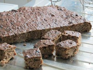homemade liver cake