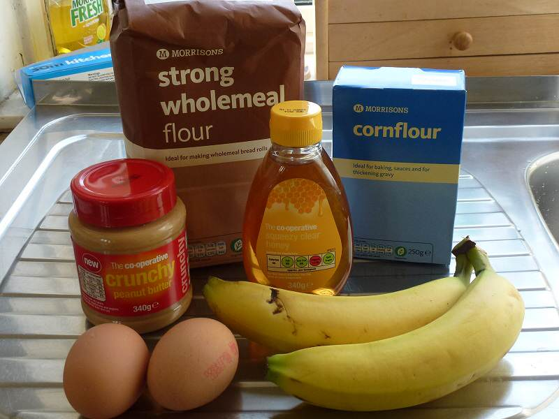 banana bomb ingredients