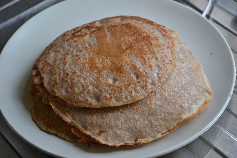Dog pancakes